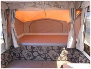 Pop Top Camper Trailer Hire Adelaide